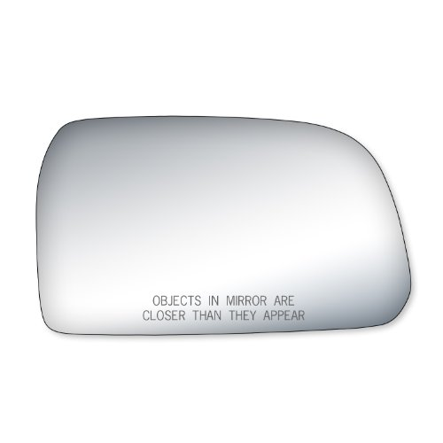 Fit System 90161 Hyundai Tucson Passenger Side Replacement Mirror Glass