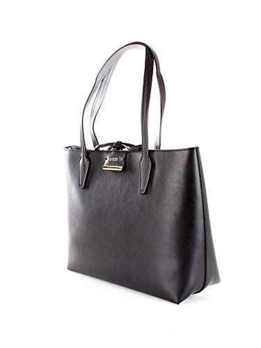 Bcp GUESS Woman's Pewter Black bag Multicolour HWSB6422150 Women 00wZxpv