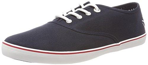 oliver Basses 23672 S navy Femme Sneakers Bleu adOaxRqw