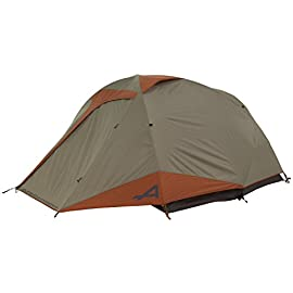 ALPS Mountaineering 5332655 Gradient 3 Person Backpacking Tent 121 Free Standing, Spacious, Easy to Assemble, 7000 Series Aluminum Pole, Three Person Tent Factory Sealed Fly and Floor Seam Provides Weather Protection Large Front and Rear Vestibule Allows For Extra Gear Storage