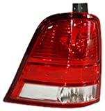 TYC 11-5968-01 Ford Freestar Driver Side Replacement Tail Light Assembly
