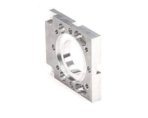 (Middleby 65191 Plate,MTG 80:1 Gearmotor )