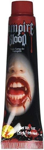 Guy Vampire Halloween Makeup Tutorial (Blood Living Vampire)