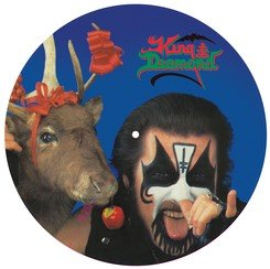 No Presents For Christmas Exclusive RSD 12'' Picture Disc by King Diamond by Roadrunner