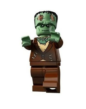 LEGO Series 4 Collectible Minifigure The Monster Frankenstein (TM)