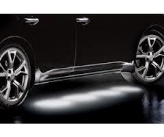 2013 Nissan Maxima External Ground Lighting 999F4 AX009 Automotive