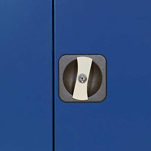 Fl/ügelt/üren BxTxH 1.200 x 420 x 1.950 mm BULTO Werkzeugschrank Stahl