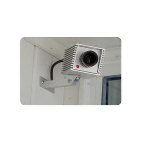 New P3 INTERNATIONAL Dummy Camera W/ Blinking LED Weatherproof Anodized Aluminum Housing by P3 International