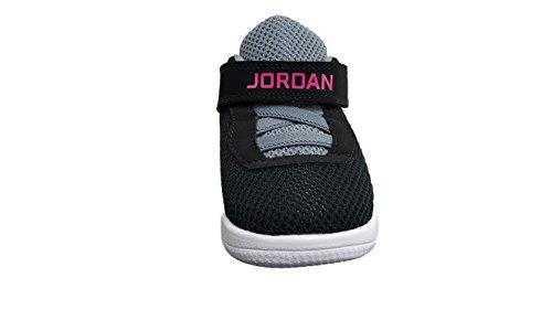 Nike Jungen 854293-007 Basketballschuhe Schwarz