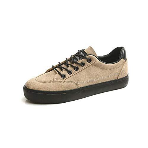 Estudiante Harajuku EU36 Zapatos Bean Blancos Color CN36 Zapatos Size Color FH UK4 Casuales Salvaje CqdqwE