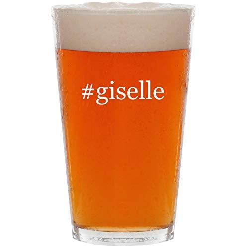 (#giselle - 16oz Hashtag Pint Beer)