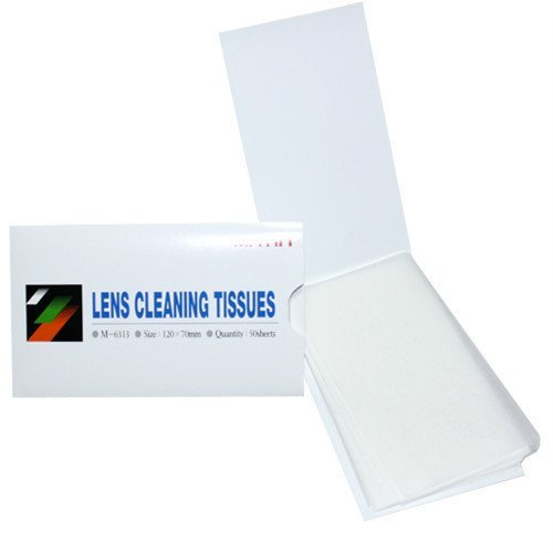 Matin Lens Cleaning Paper Tissue - 50sheets X 50ea by MATIn (Image #1)