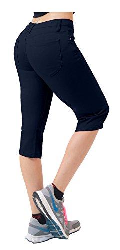 Bum Ladies Super Stretch Jeans (Blue) - 2