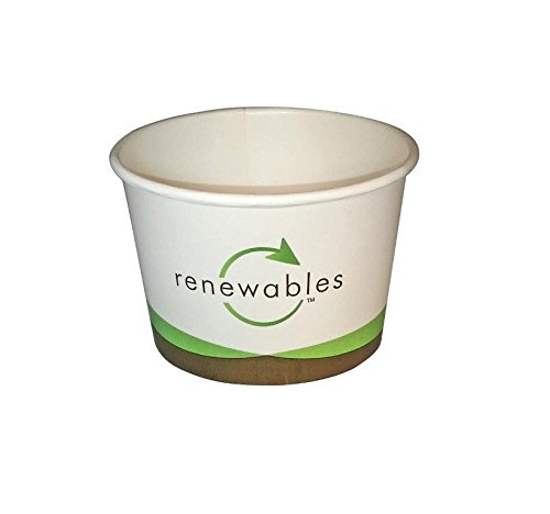 8 oz freezer cups - 6