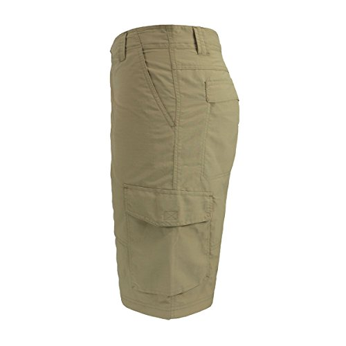 b5b6538692 Urimoser Men's Classic Fit Cargo Shorts Expandable Waist Performance Twill Casual  Nylon Shorts high-quality
