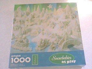 Review Snowbabies At Play