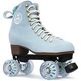 BTFL Pro Roller Skates for Women Ideal for Rink, Artistic and Rythmic Skating (Women Retro US Size: 7-12)