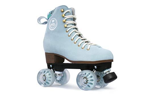 BTFL Rollschuhe für Damen Skating Dance Pro Scarlett Classic Retro Größe EU: 38 ()