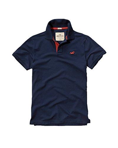hollister-mens-polo-white-epic-flex-stretch-pique-icon-polo-shirt-medium-navy-red