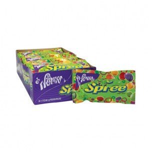 Chewy Spree Pouch 1.7 oz : 24 Count by SPREE CHEWY 1.7 OUNCES 24 COUNT