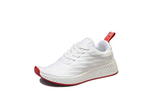 Womens MMS06195 Casual Shoes Backpacking Walking Toner White 1TO9 Urethane vnpcHdqwq
