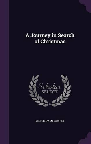 book cover of A Journey in Search of Christmas