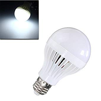 Fiesta Bloomerang E27 8W 22 SMD 5730 Motion Sensor Lamp LED