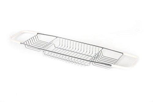 Delfinware - Bandeja de baño de acero inoxidable 3113S