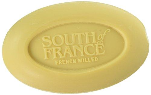 SOUTH OF FRANCE Lemon Verbena Bar Soap, 0.02 - Lemon Soap Moisturizing