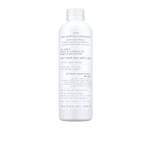 VMV Hypoallergenics Oil-free Quick & Complete Makeup Remover