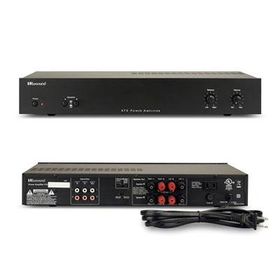 Russound X75 2-Channel Dual Source Amplifier (Russound Amps)