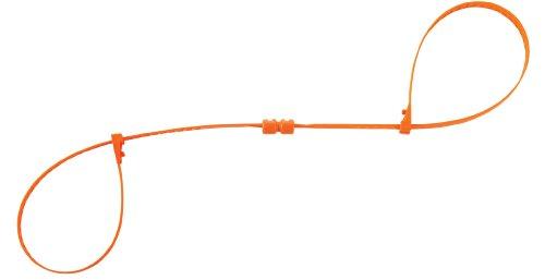UPC 720476338048, Ergodyne Squids 3580L  Tie Hook, long, Orange