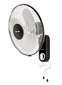 Black & Decker FW1610 16-Inch Wall Fan, 220V (Non-USA Compliant) ()