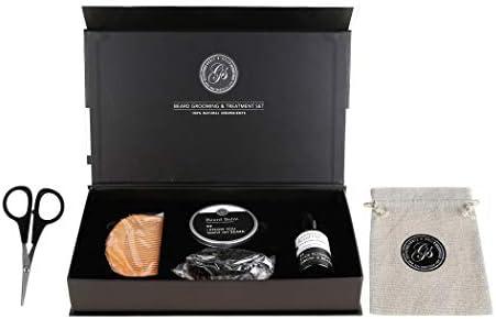 Beard Balm Oil Grooming Kit product image