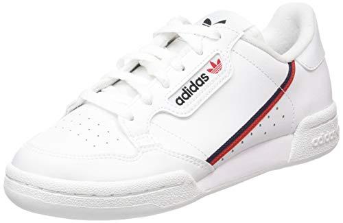 adidas Unisex Kinder Continental 80 J Sneaker