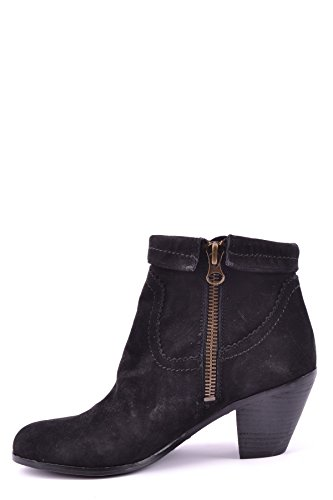 Sam Edelman Ladies Mcbi266011o Stivaletti In Suede Nero
