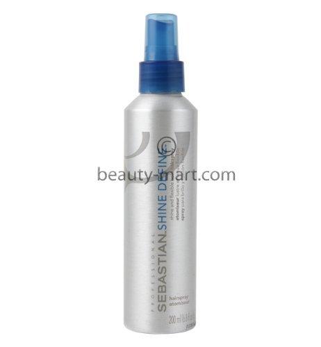 SEBASTIAN Shine Define Flexible Hold Hair Spray, 6.8 Ounce by SEBASTIAN by Sebastian