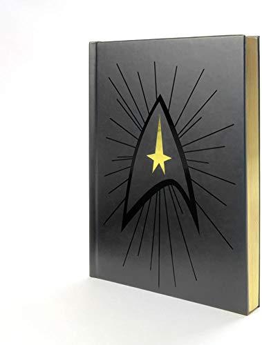 Star Trek: The Original Series - Captains Log Hardcover Journal