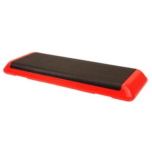 (The Step Original Health Club Step Aerobic Trainer (5-Platforms, Red))