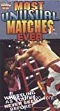 WWF: Most Unusual Matches Ever [VHS]