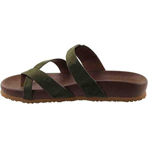 Pictures of Corkys Heavenly Women's Sandal Brown One Size 5