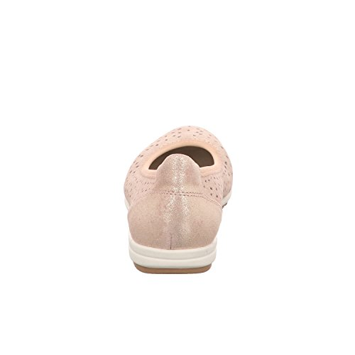 METALLIC Shoes 22103 ROSE Jana 20 wzq4X7AYFx