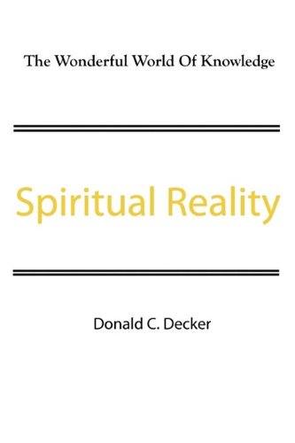 Read Online Spiritual Reality ebook