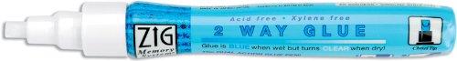 Ek Success Adhesive (EK Success 2-Way Glue Pen Bulk, Chisel Tip)