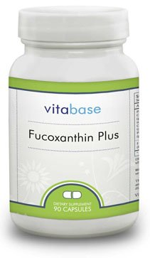Fucoxanthin Plus Support Weight Loss 90 Capsules Dietary Sup