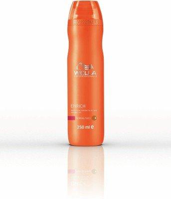 Wella Enrich moisturizing shampoo for dry, damaged hair(250 ml)