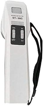 SNOWINSPRING Detector de Metales ST-30C Detector de Agujas Herramienta de DeteccióN de Metales de Alimentos EscáNer de Agujas DeteccióN de Hierro en Juguetes de Tela: Amazon.es: Bricolaje y herramientas