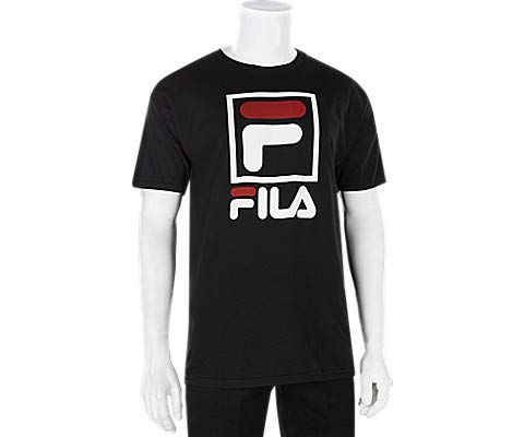 Fila Men's Stacked T-Shirt