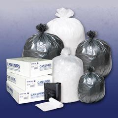 INTERPLAST GROUP LTD. INTEGRATED BAGGING SYSTEMS Commercial Can Liners 25 Bags per Roll by Integrated Bagging Systems