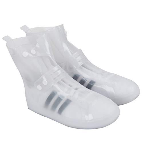 chaussures Femmes 43 Couvre L Anti Eu Blanc dérapant Prettyia Imperméables Pour P 36 qva07wEAW5